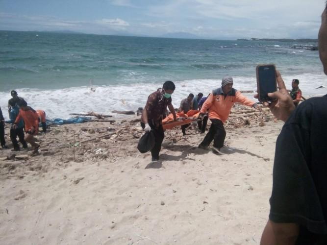 Warga Temukan Mayat di Pinggir Pantai Alau-Alau Kalianda