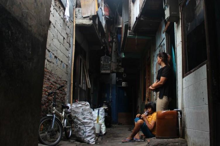 Warga Tinggal di Pemukiman Padat Beresiko Terserang Covid-19