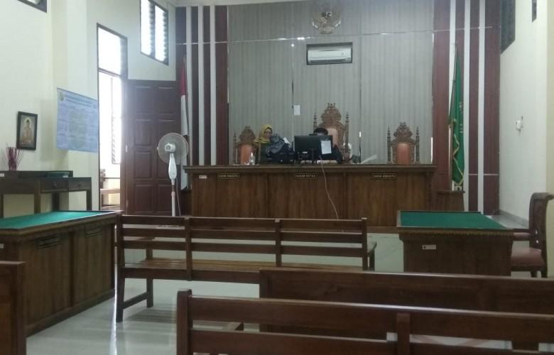 Warga Way Ratai Pemilik Sabu 0,54 Gram Divonis Penjara 58 Bulan