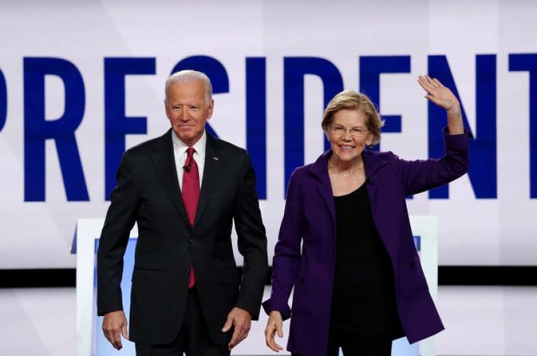 Warren Klaim Akan Jadi Pasangan Biden dalam Bursa Pilpres AS