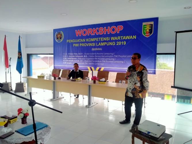 Wartawan Harus Jaga Integritas Profesi dalam Peliputan