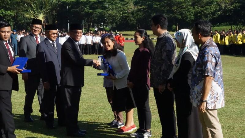 Wartawan Lampung Post Juara 2 Lomba Jurnalistik Kemenristekdikti
