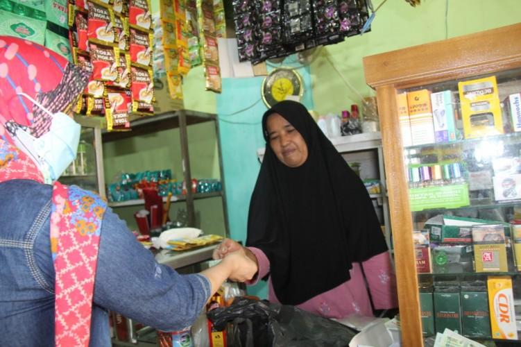 Warung Septi, Mitra Binaan PTPN 7 `Melawan` Pandemi