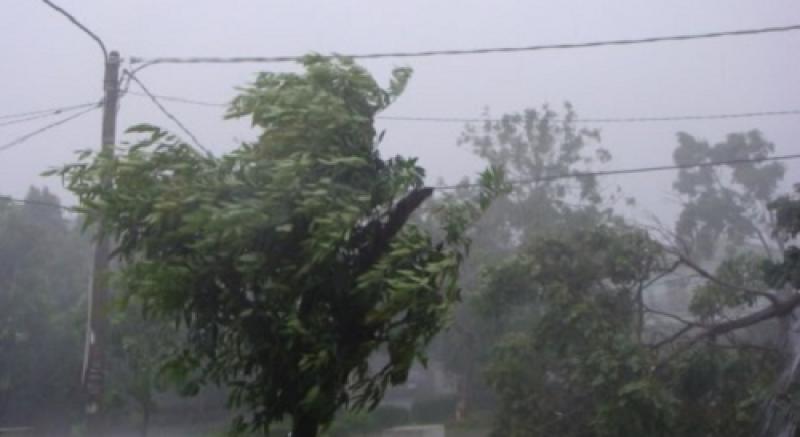 Waspada Angin Kencang di Sebagian Wilayah Lampung