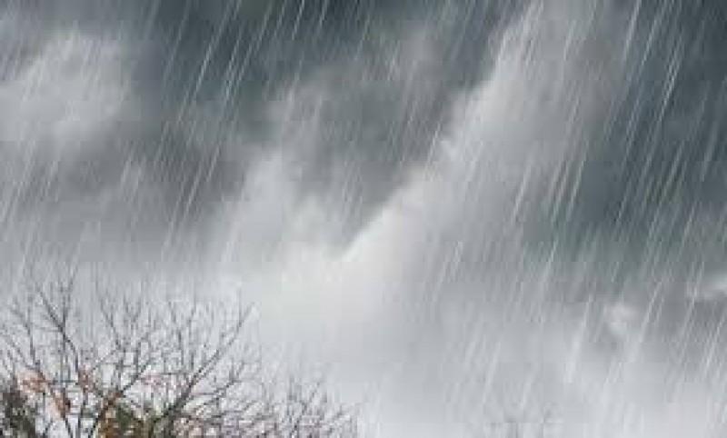 Waspada Hujan Lebat Disertai Angin Kencang