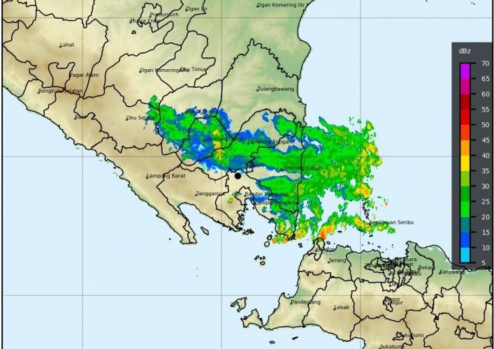 Waspada Potensi Bencana di Lampung