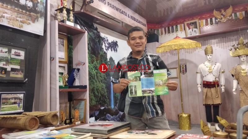 Way Kanan Tawarkan Wisata Alam Ekstrim
