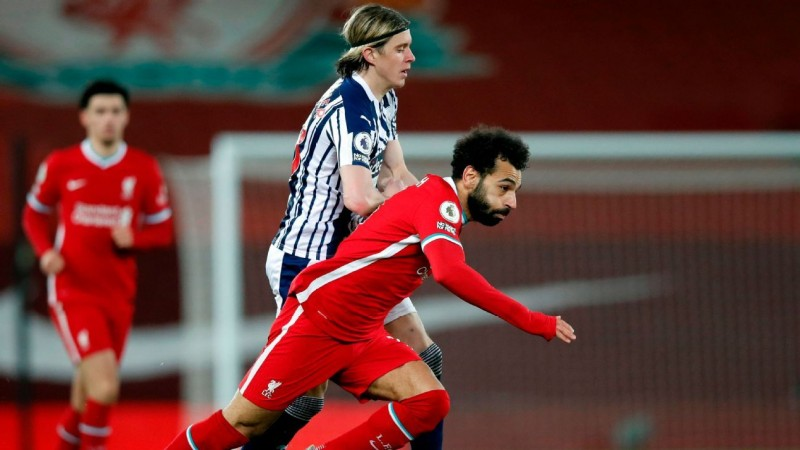 West Brom Rusak Momen Boxing Day Liverpool
