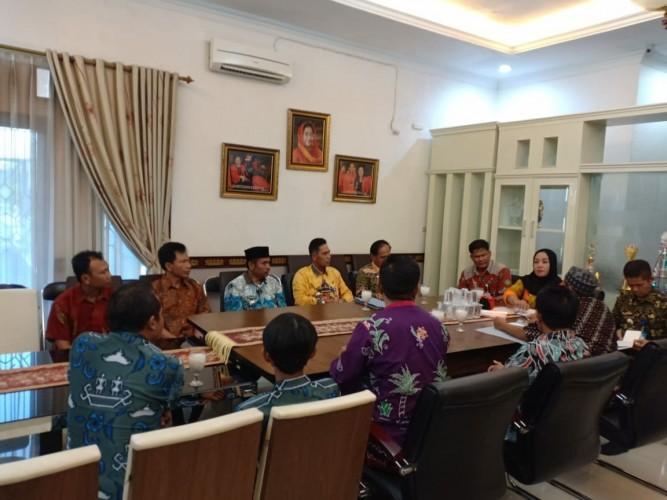 Winarti Minta FKUB Berperan Dalam Pembangunan Tulangbawang