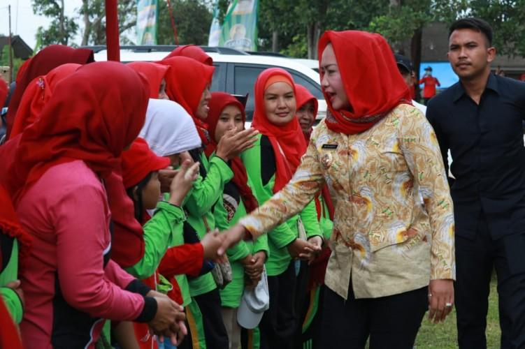 Winarti Siap Canangkan Pengembangan Anak Menuju Kabupaten Layak Anak 2019-2022