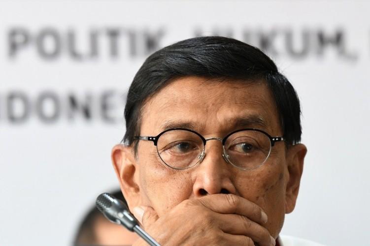Wiranto Lepas Hanura