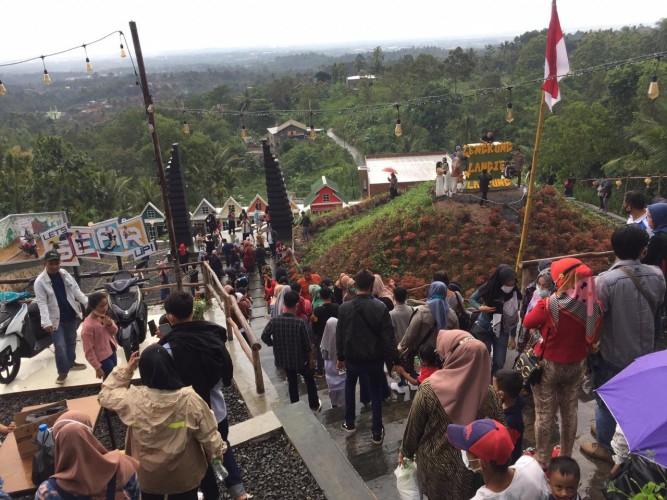 Wisata di Zona Resapan Bandar Lampung Kian Menjamur