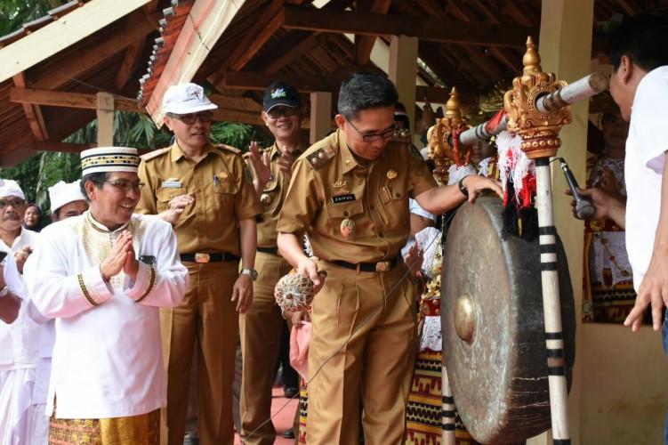 Wisata Sumur Tujuh jadi Wisata Baru di Lampung Utara