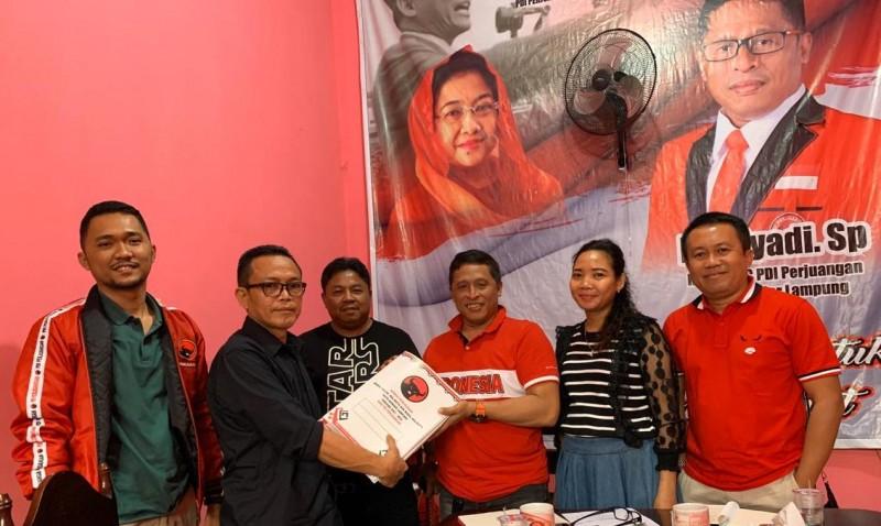 Wiyadi Maju Pilwakot Bandar Lampung