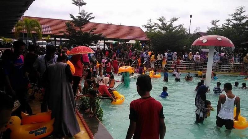 Wow,  Pengunjung Taman Kehati Mesuji Tembus 28 Ribu Orang