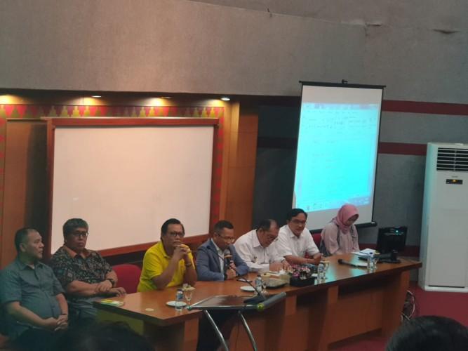 Wujudkan 10 Besar PON Papua, KONI Lampung Rombak Kepengurusan