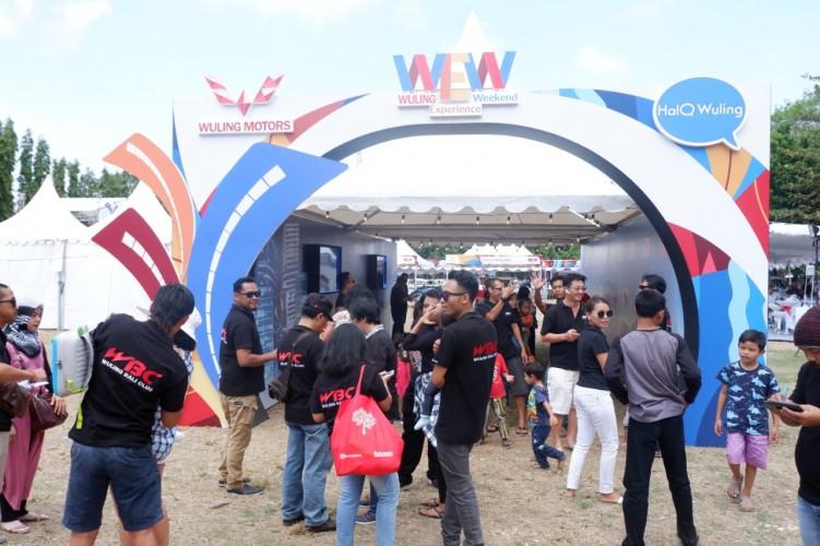 Wuling Experience Weekend Sapa Bali