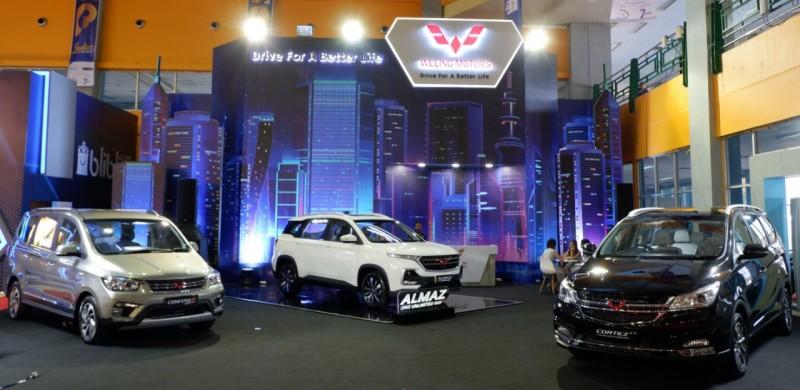 Wuling Ramaikan GIIAS Makassar 2019