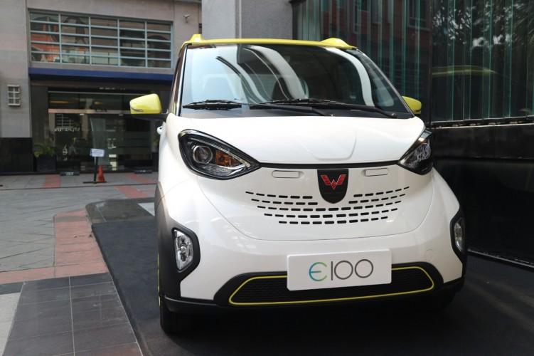 Wuling Sebut E100 Belum Akan Dijual di Indonesia