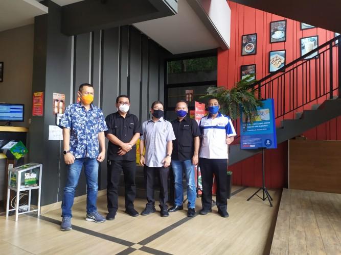 Yamaha Lautan Teduh Silaturahmi Bersama Lampost dan Pengenalan Produk Terbaru