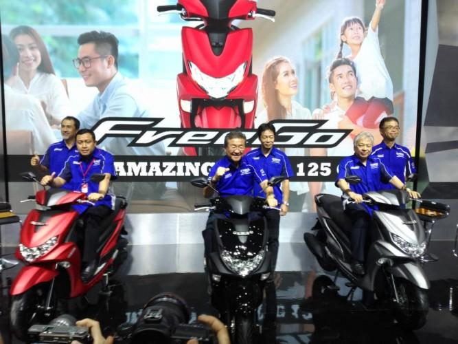 Yamaha Resmi Luncurkan FreeGo