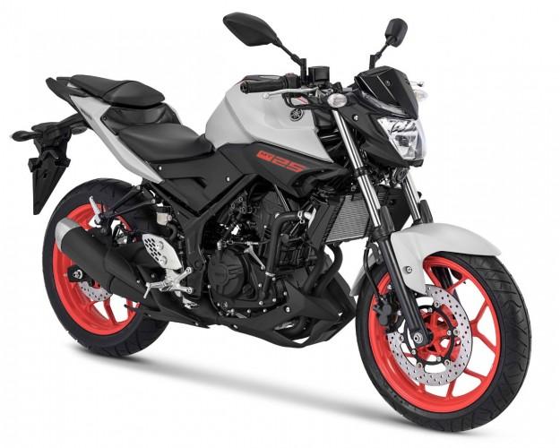 Yamaha Rilis Warna Baru MT-25