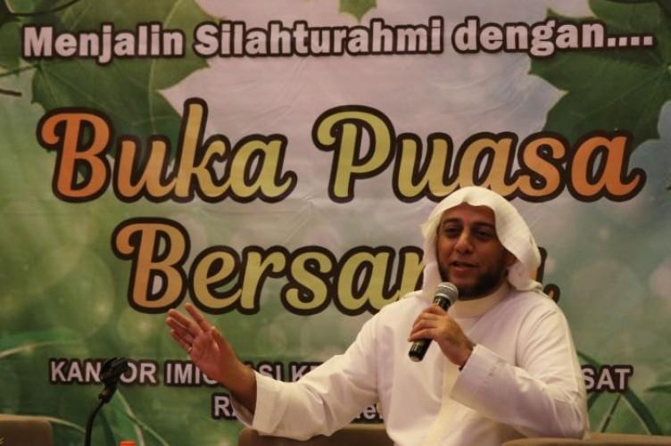 Yayasan: Syekh Ali Jaber Meninggal dalam Keadaan Negatif Covid-19