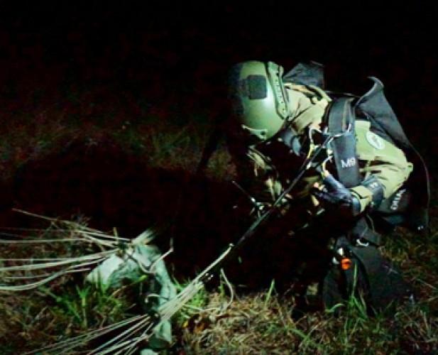 Yon Taifib Marinir Bebaskan Sandera di Dermaga Caligi