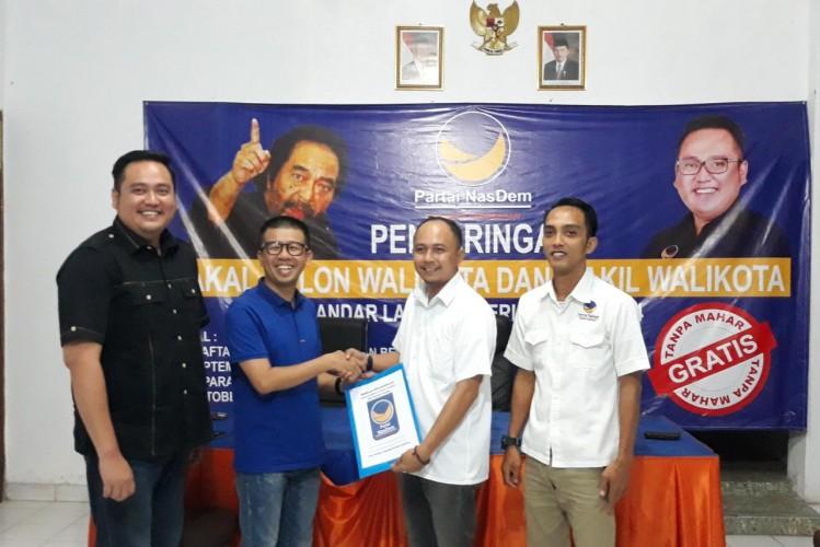 Yonasyah Ingin Bandar Lampung Jadi Kota Metropolitan
