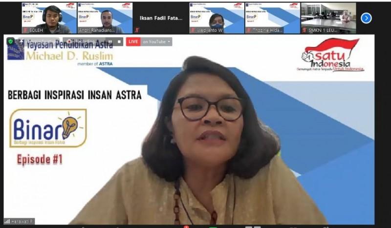 YPA-MDR Helat Binar untuk Siswa Binaan di Wilayah 4T