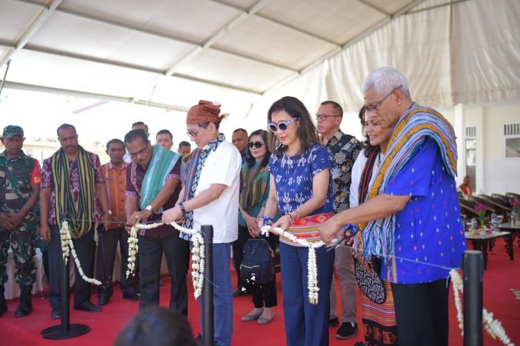 YPA-MDR Resmikan 3 Gedung Sekolah Baru di Kupang dan Renovasi 8 Sekolah di Rote Ndao