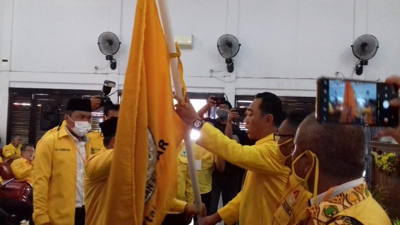 Yuhadi Kembali Nahkodai Golkar Bandar Lampung