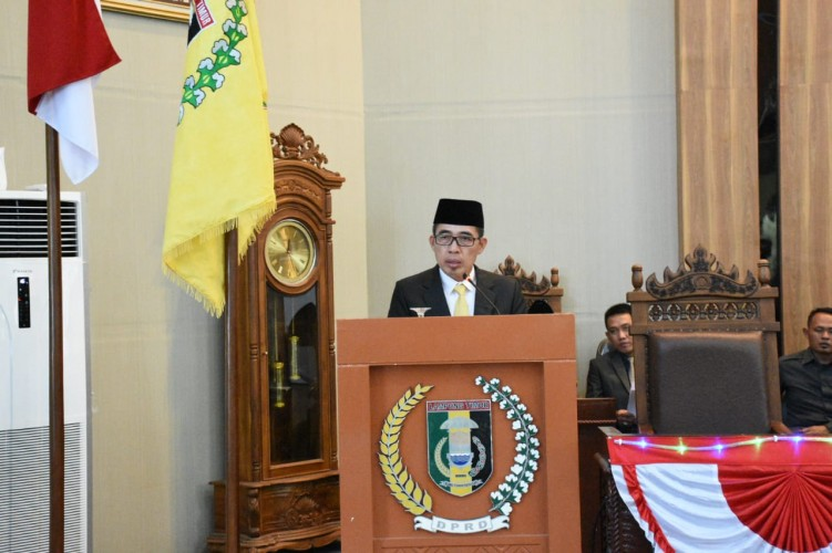 Zaiful Berkomitmen Jadi Kepala Daerah Yang Mengayomi dan Melayani Seluruh Masyarakat