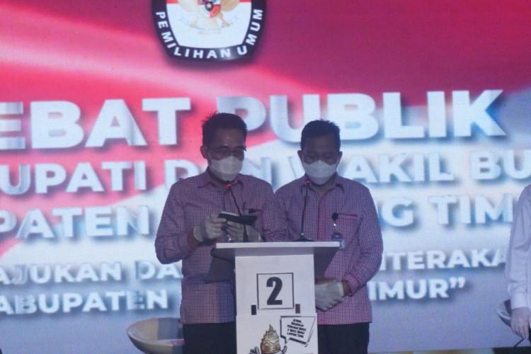 Zaiful-Sudibyo Siap Memberikan Kepastian Hukum Harga Komoditas Pertanian dan Investasi