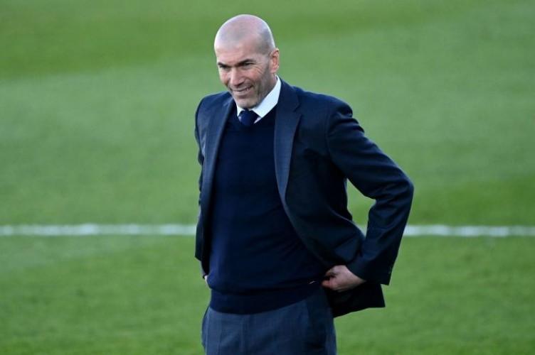 Zidane Berencana Tak Lama-Lama di Madrid