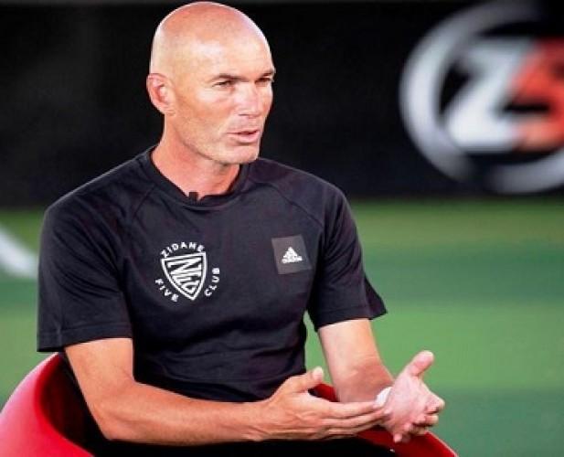 Zidane Tak Tertarik Datangkan Pemain Baru ke Madrid