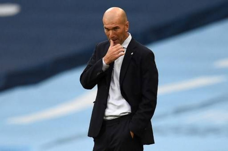 Zidane Tanggapi Isu Madrid Didepak dari Liga Champions