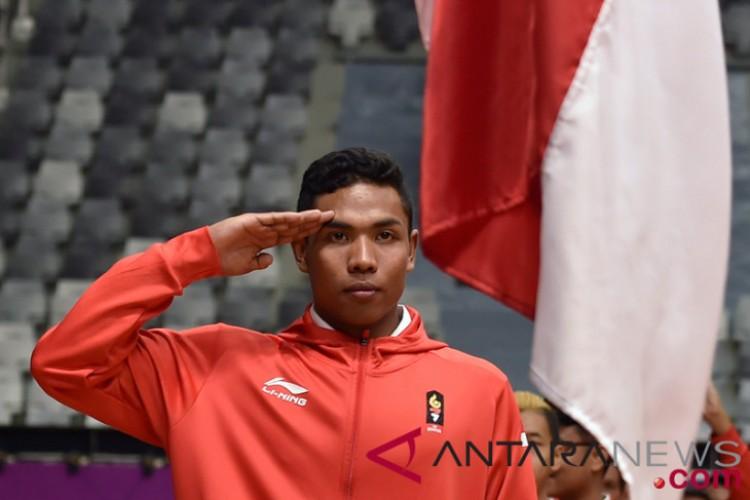 Zohri Maju ke Semifinal Lari 100 Meter