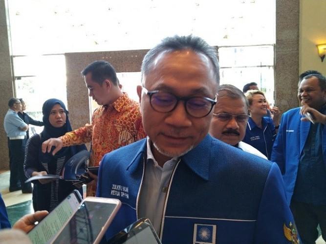 Zulkifli Hasan Penuhi Panggilan KPK
