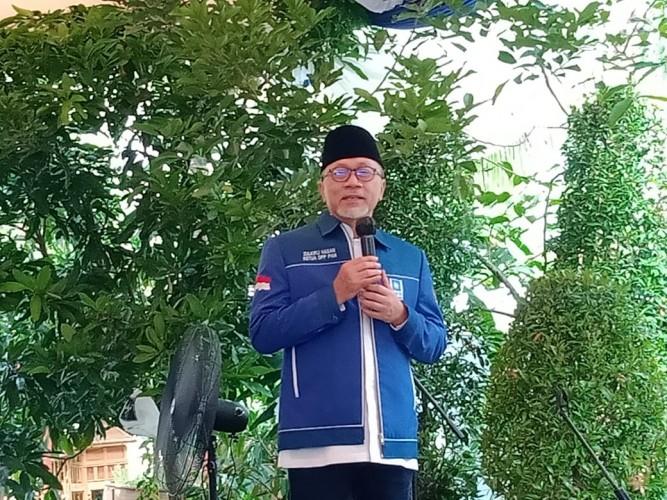 Zulkifli Hasan Sambut Kelahiran Partai Ummat dan Gelora